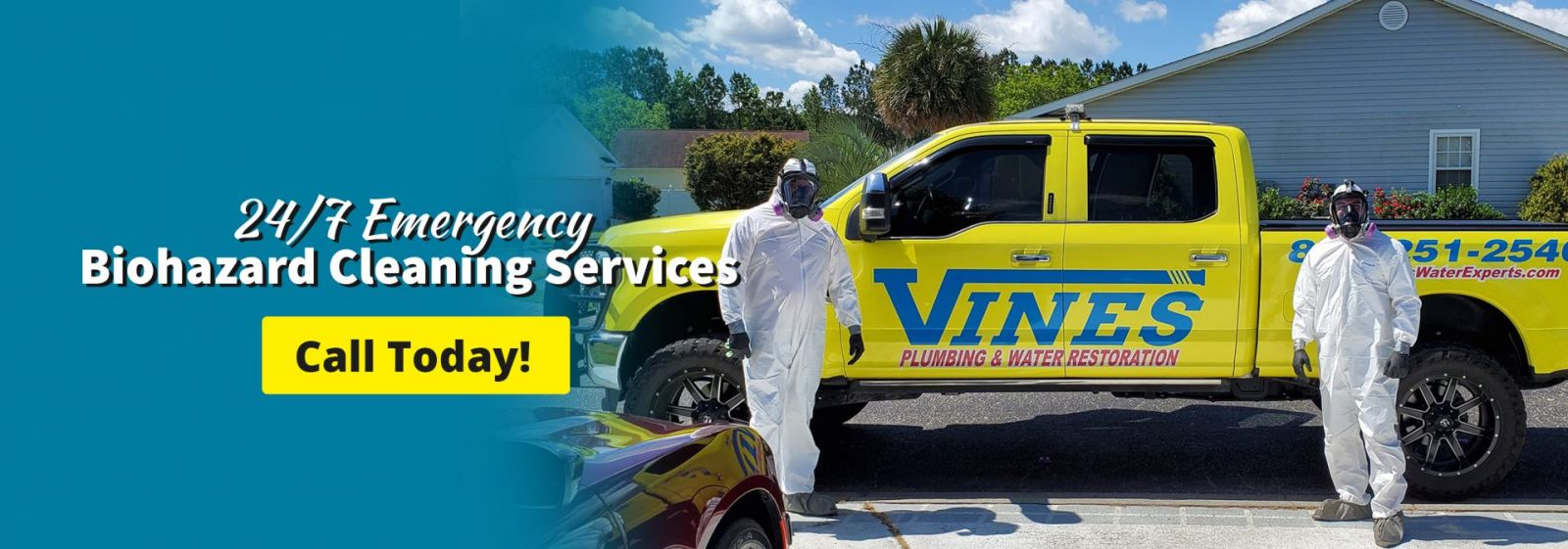 24/7 Emergency Biohazard Cleaning Services